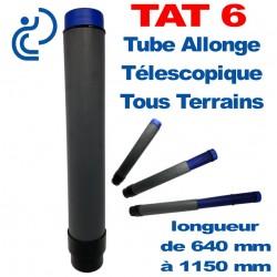 TAT6 Tube Allonge Télescopique PVC 640/1150mm