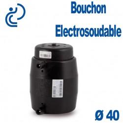 Bouchon Electrosoudable D40