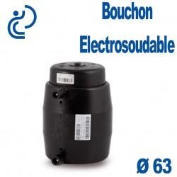 Bouchon Electrosoudable D63