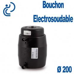 Bouchon Electrosoudable Ø200