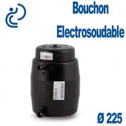 Bouchon Electrosoudable Ø225