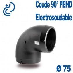 Coude 90° Electrosoudable Ø75