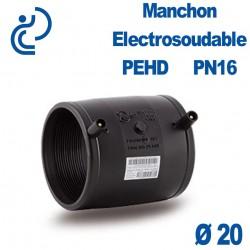 Manchon Electrosoudable Ø20