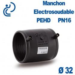 Manchon Electrosoudable Ø32