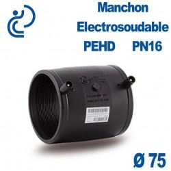 Manchon Electrosoudable Ø75