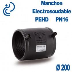 Manchon Electrosoudable Ø200 PN16