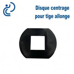Disque centrage pour tige allonge en plastique