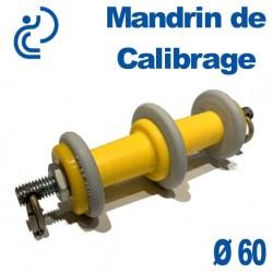 Mandrin de calibrage Ø 55x60