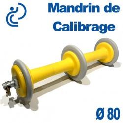 Mandrin de calibrage Ø 75x80