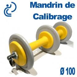 Mandrin de calibrage Ø 97x100