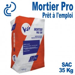Mortier Pro Prêt à l'emploi Sac de 35Kg