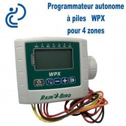 Programmateur Autonome à piles WPX 4 zones