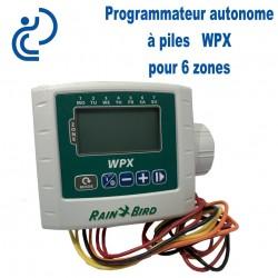 Programmateur Autonome à piles WPX 6 zones
