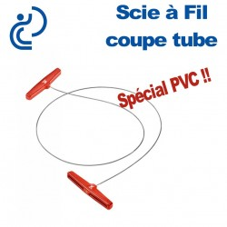 SCIE A FIL Coupe Tube PVC