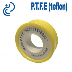 PTFE (Teflon) 12mmx12mlx0.1