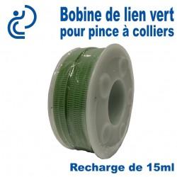 Bobine de Lien Vert Pour Pince A Collier STYL SNAF