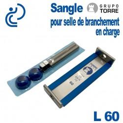 Sangle Spéciale TORRE L60 pour pose de Selles CEDEC, GIGA & GOLF