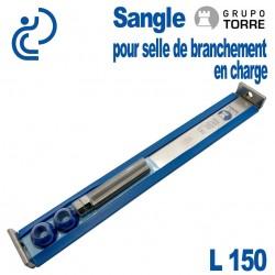 Sangle Spéciale TORRE L150 pour pose de Selles CEDEC, GIGA & GOLF