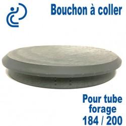 Bouchon A Coller pour tube forage 184/200