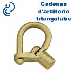 Cadenas d'Artillerie triangulaire (sans clé)
