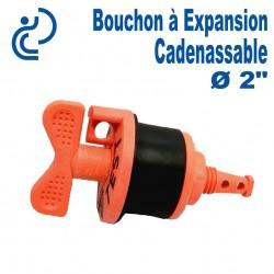 """Bouchon à Expansion Cadenassable 2"""""""