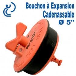 """Bouchon à Expansion Cadenassable 5"""""""