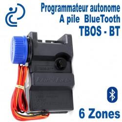 Programmateur Autonome à pile Bluetooth TBOS-BT 6 zones