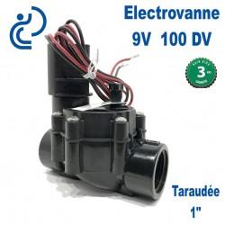"""ELECTROVANNE 9V 1""""F 100DV"""