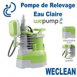 Pompe de Relevage Eaux Claires WECLEAN