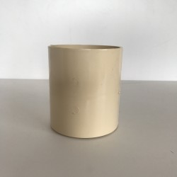 MANCHON GOUTTIERE PVC SABLE FF D100