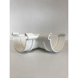 ANGLE UNIVERSEL EN PVC BLANC POUR GD33