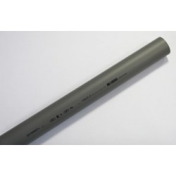 Tube PVC Évacuation NF E + NF ME D250 longueur de 4ml