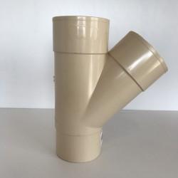 CULOTTE GOUTTIERE PVC