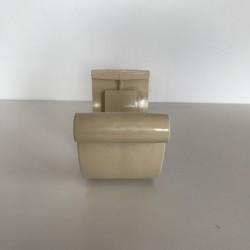 JONCTION PVC SABLE A COLLER POUR GOUTTIERE GD33