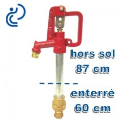 Robinet Merrill hors gel Any Flow pour profondeur 60