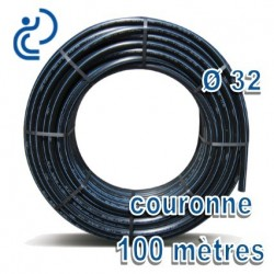 TUBE PEHD BB NF couronnes