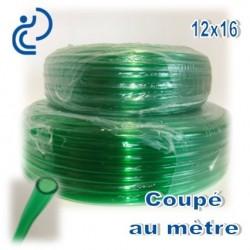 Tuyau Cristal Vert
