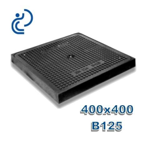 TAMPON HYDRAULIQUE COMPOSITE 400X400 B125