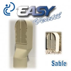 Aerateur Autonome Easy Ventil couleur Sable (beige)