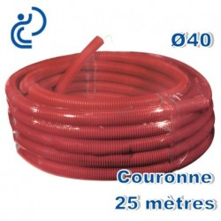GAINE TPC ROUGE D40 en couronne de 25ml