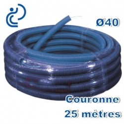 GAINE TPC BLEUE D40 en couronne de 25ml