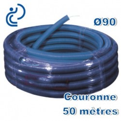 GAINE TPC BLEUE D90 en couronne de 50ml