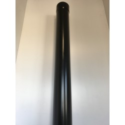 Dauphin PVC Droit Noir D100 1ml