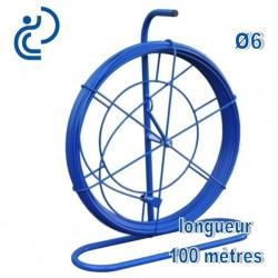Aiguille de Tirage fibre de verre D6 en dévidoir 100ml
