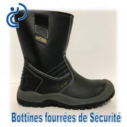 Bottines de Sécurité Fourrées BESTBOOT