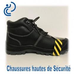 Chaussures de Sécurité Hautes Cuir BESTBOY