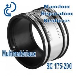 Manchon Adaptation/ Réparation renforcé SC 175-200 Multimatériaux