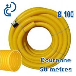 Drain Agricole Nu D100 couronne de 50ml