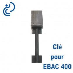 Clé de verrouillage pour Bouche A clé Composite EBAC400