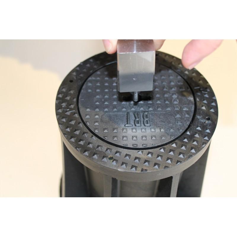 cl de verrouillage pour bouche a cl composite ebac400. Black Bedroom Furniture Sets. Home Design Ideas